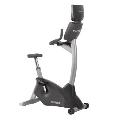 Cybex 750 LCD Upright Cycle with PEM