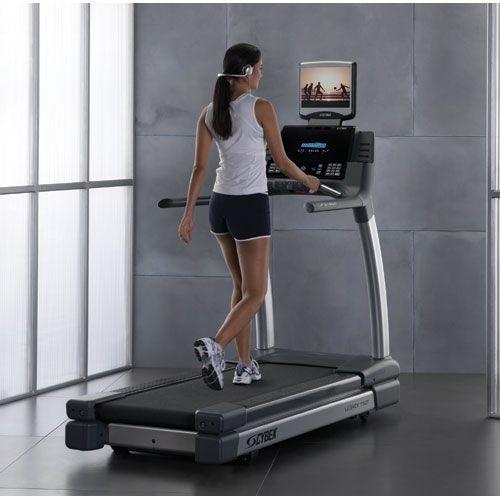 Cybex 400t Treadmill Review: Cybex 750T Treadmill With PEM