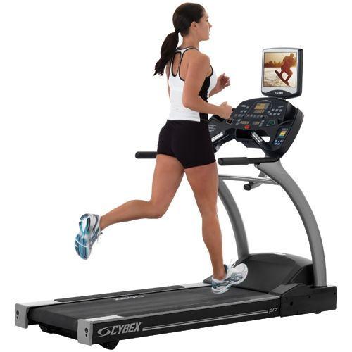Cybex 400t Treadmill Review: Cybex Pro3 Treadmill With PEM