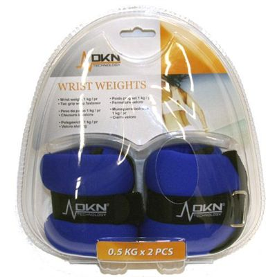 DKN Wrist Weights