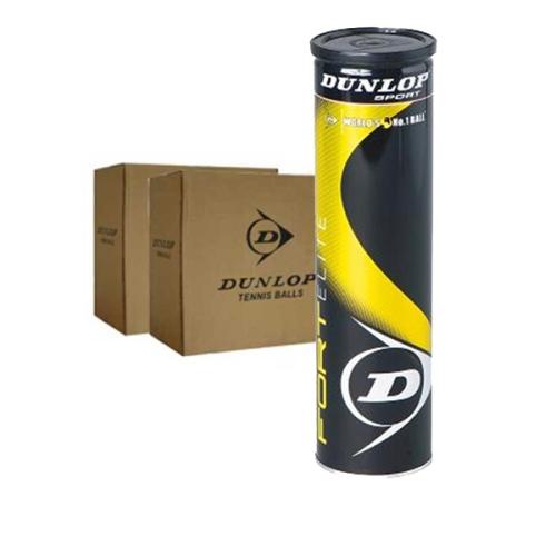 Dunlop Fort Elite Tennis Balls (12 doz)