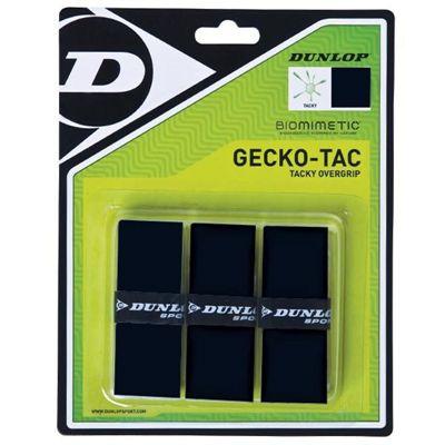 Dunlop Gecko-Tac Overgrip – Black