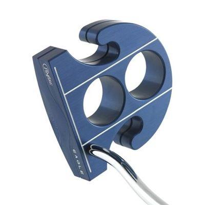 Pinfire Eagle Golf Putter - Blue