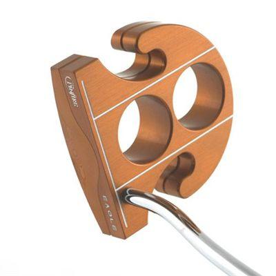 Pinfire Eagle Golf Putter - Gold