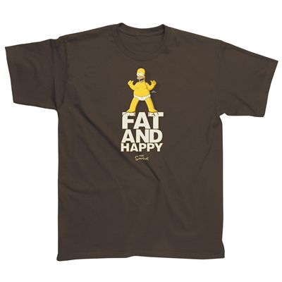 Fat and Lazy Classic T-Shirt