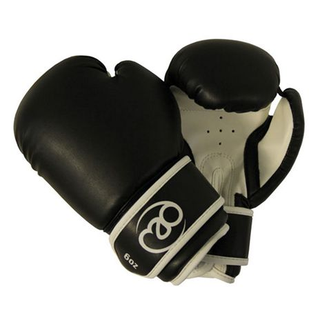 Boxing Mad Synthetic Leather Sparring Gloves