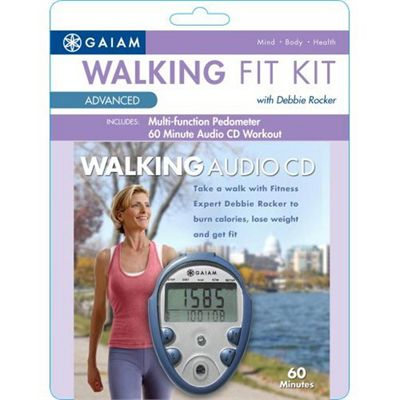Gaiam Walking Fit Kit