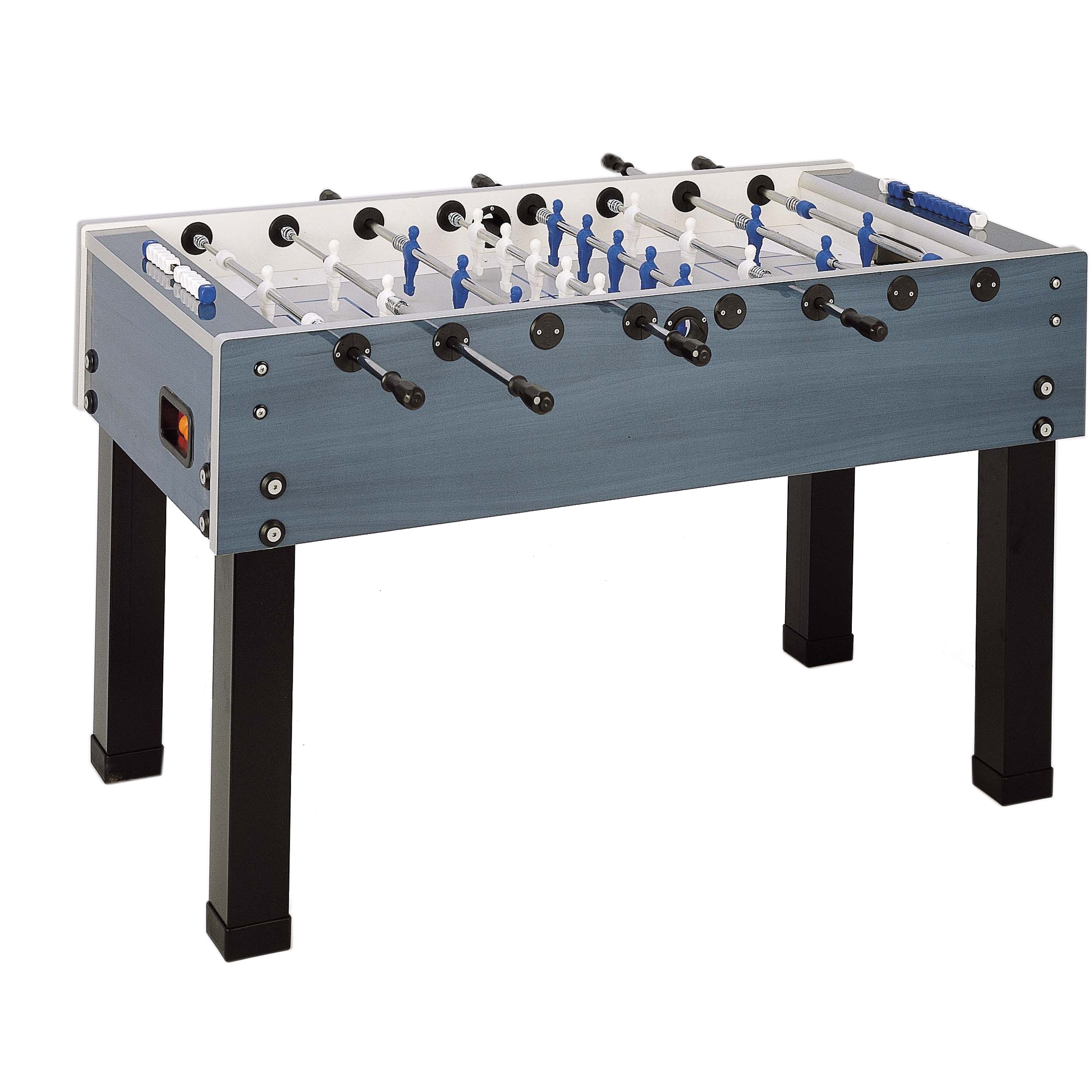 Garlando G500 Weatherproof Table Football Table  Blue