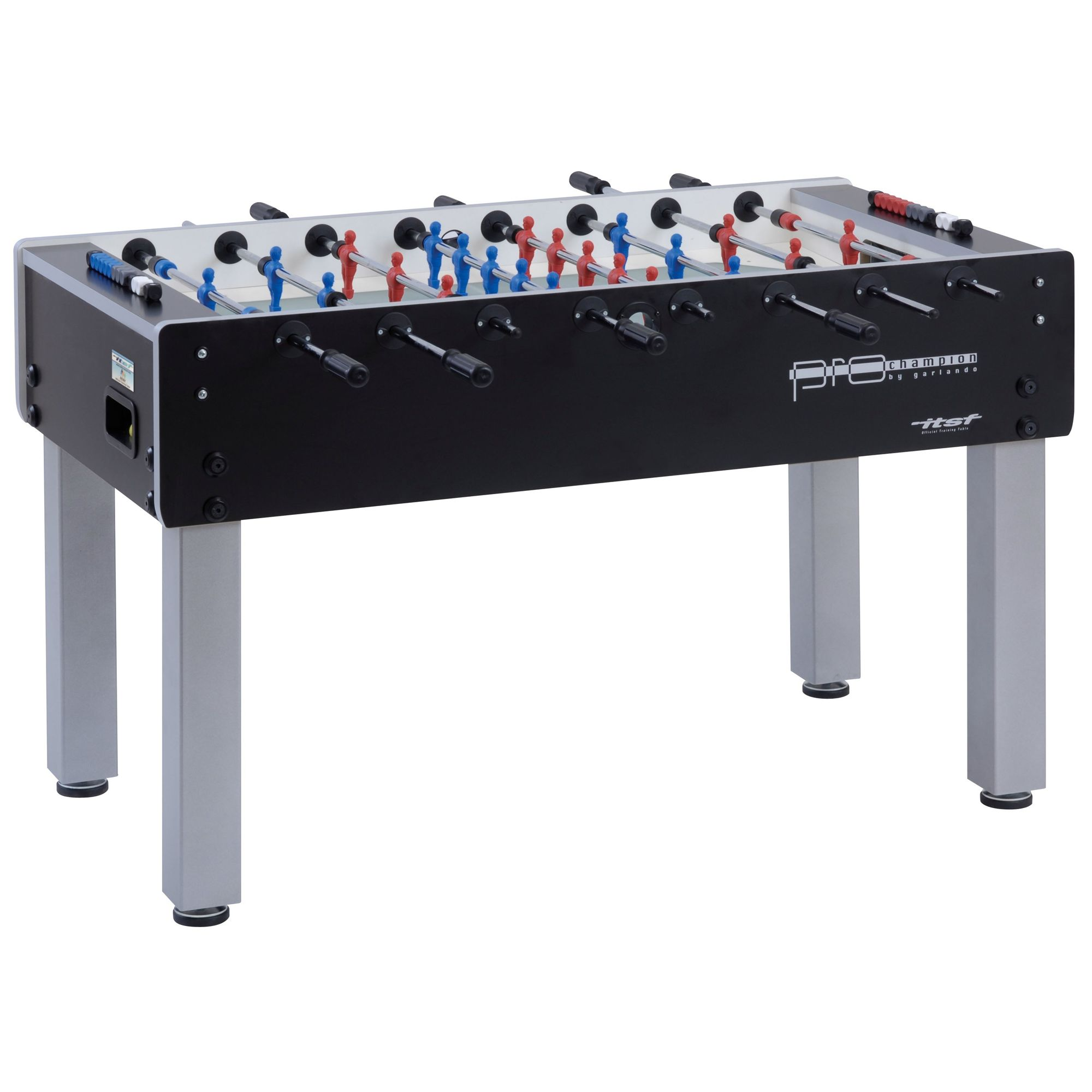garlando pro champion itsf table football table. Black Bedroom Furniture Sets. Home Design Ideas