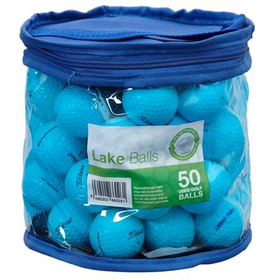 Gator Golf Titleist Lake Balls (Mix of 50)
