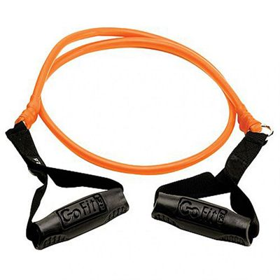 GoFit 25lb Orange Power Tube with Door Anchor