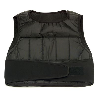 GoFit 40lb Unisex Adjustable Weighted Vest