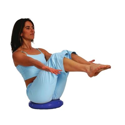 GoFit Core Disk Balance Cushion in Use1