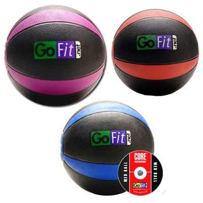 GoFit Medicine Ball Set