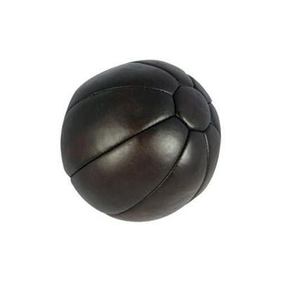 Golds Gym Heritage Leather Medicine Ball 5kg