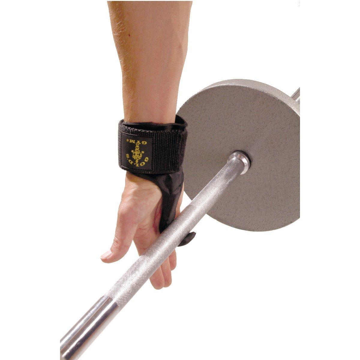Golds Gym Hook Lifting Strap Sweatband Com
