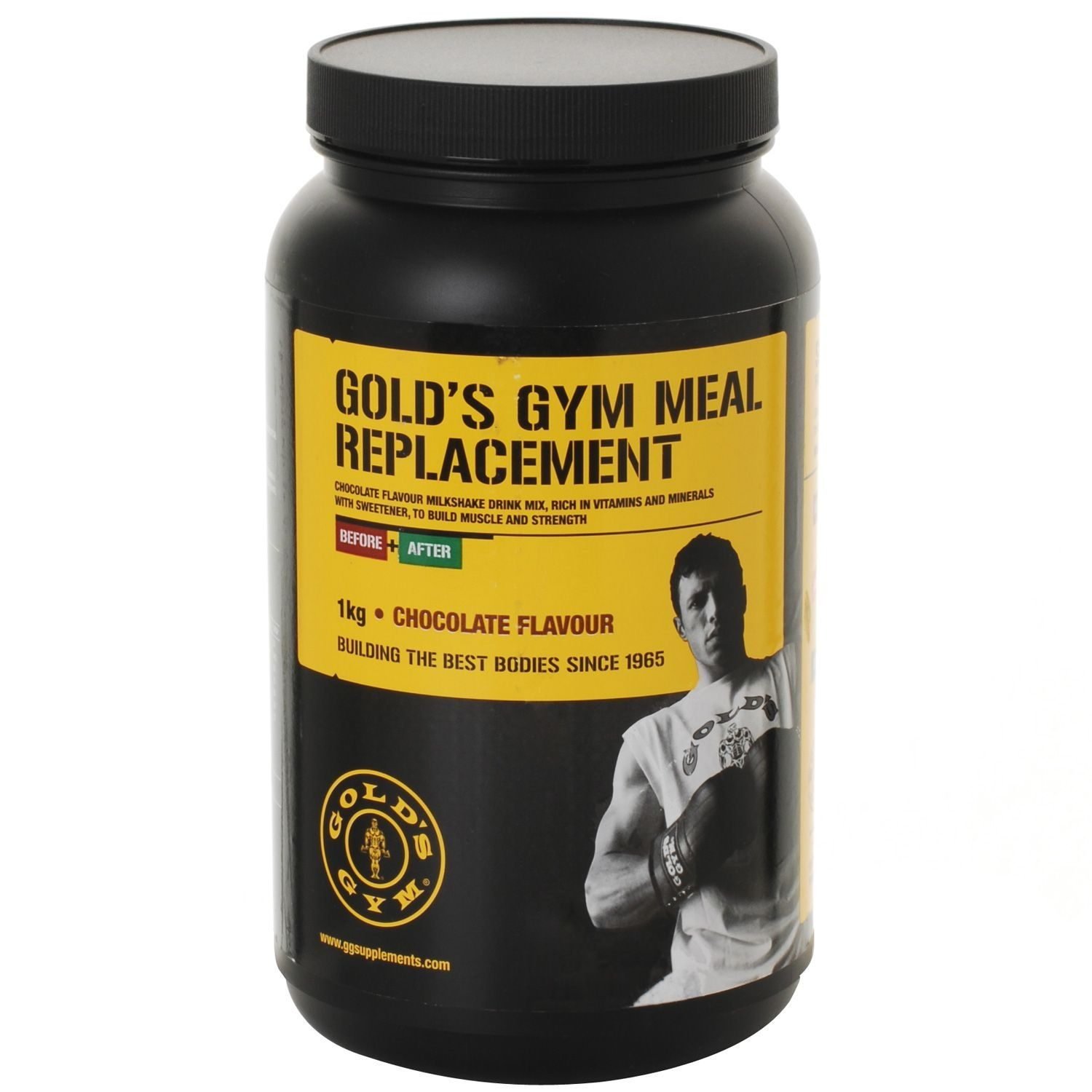 Golds Gym Meal Replacement  Sweatband.com