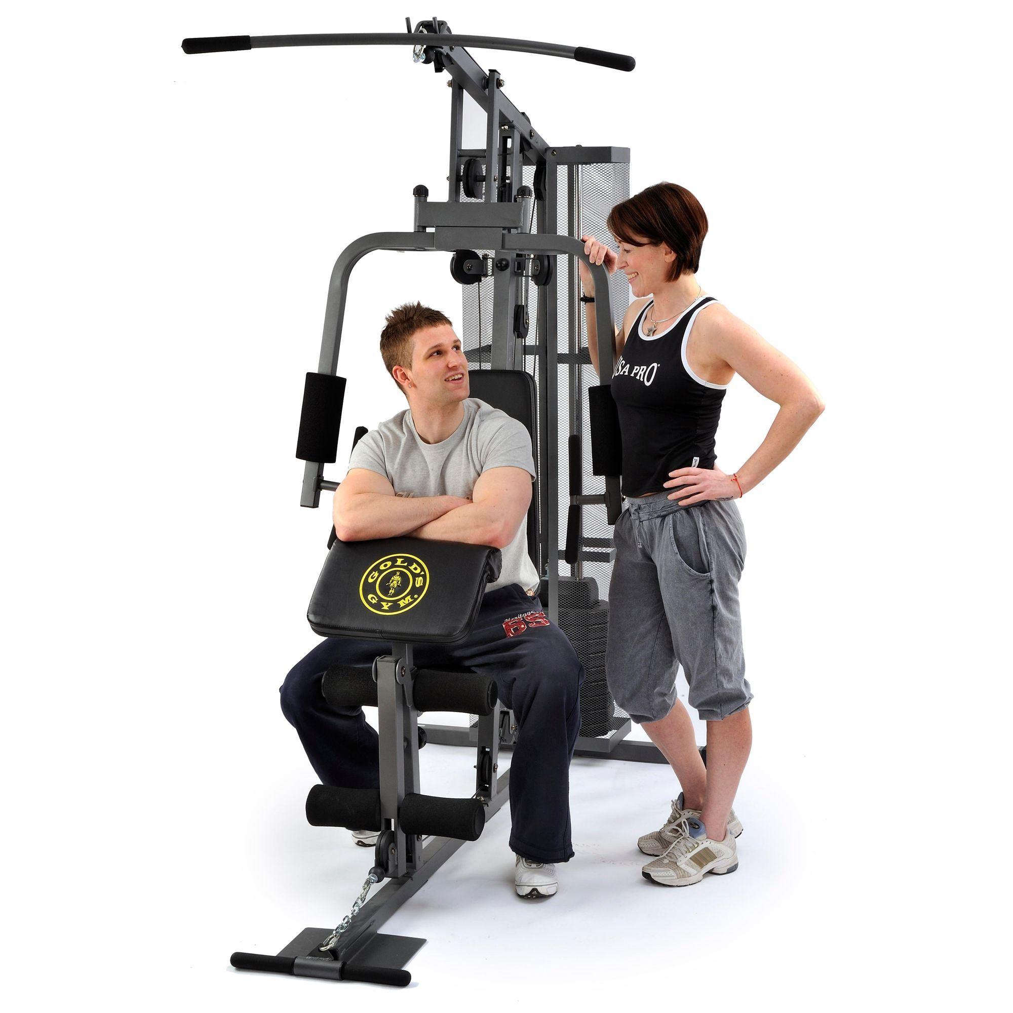 Golds Gym Multi Gym Sweatband Com