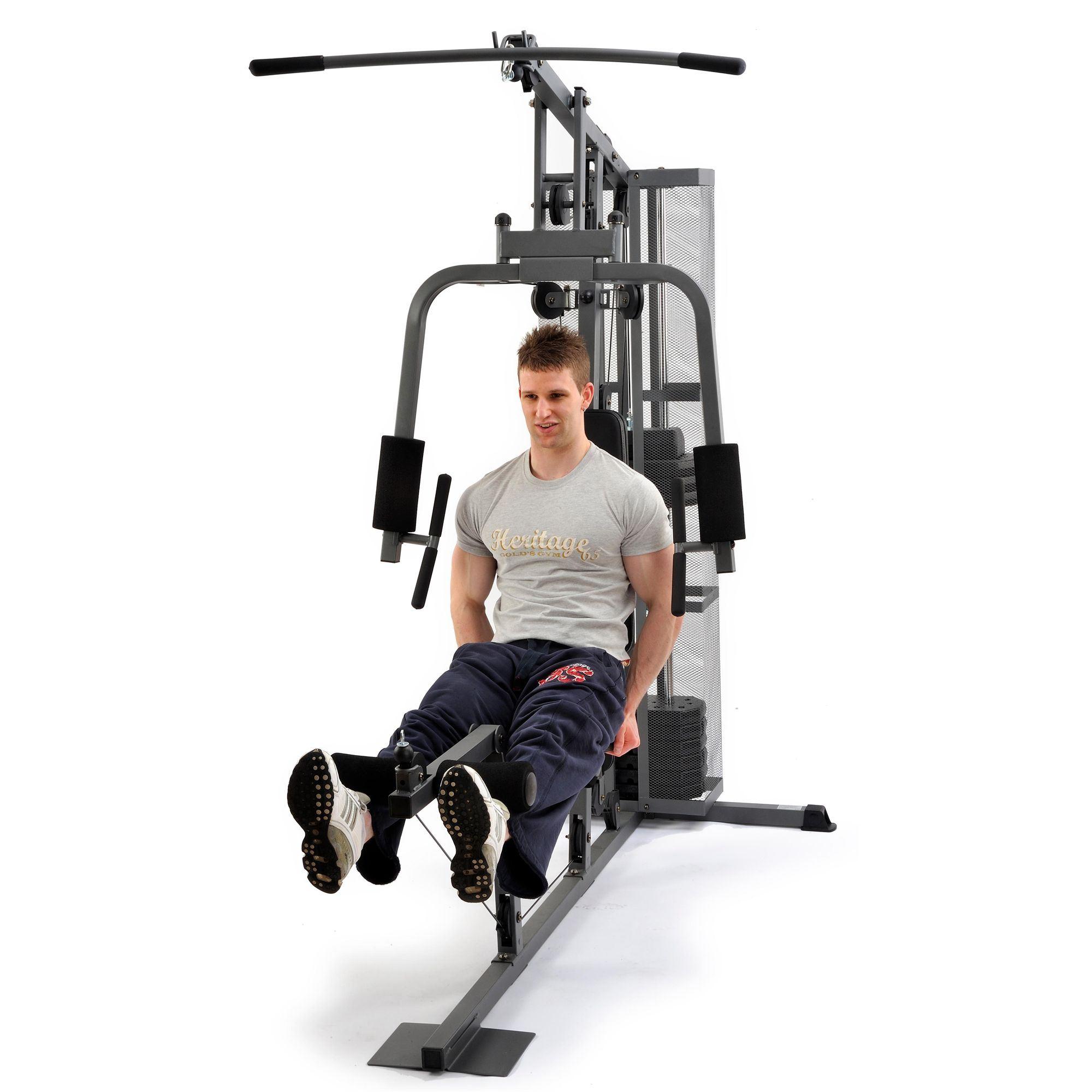 Hoist Gym H210: Golds Gym Multi Gym