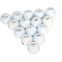 Mixed Brand Grade A Lake Balls - 100 Balls
