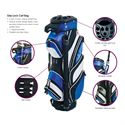 Grip Lock Cart Bag  - Details