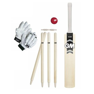 Gunn and Moore Icon Cricket Set - Elements