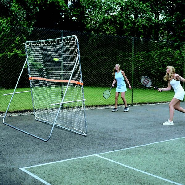 Rebound Tennis Net Trainer