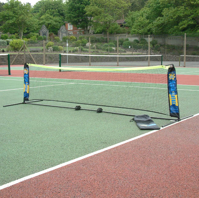 Harrod  Mini (3m) Net Tennis net  carry bag