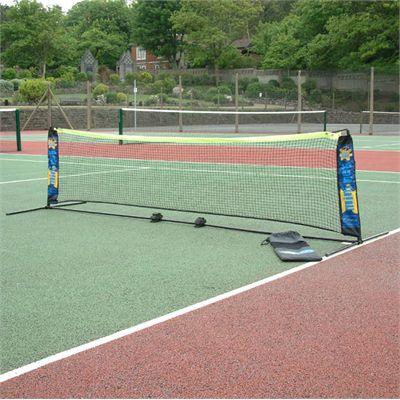 Harrod Mini Net Tennis Net and Carry Bag