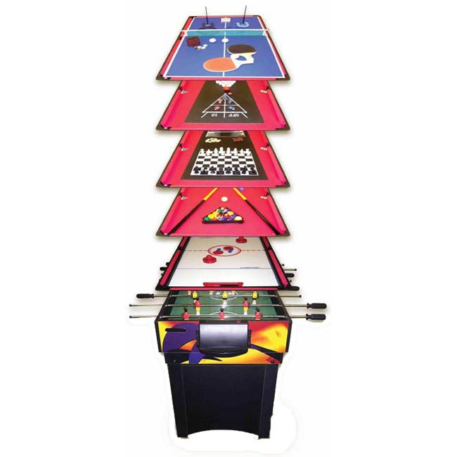 Harvard 12 in 1 multi games table for 12 in one multi game table