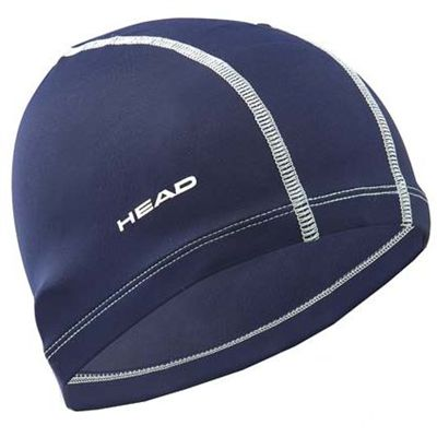 Head Lycra Cap - Navy