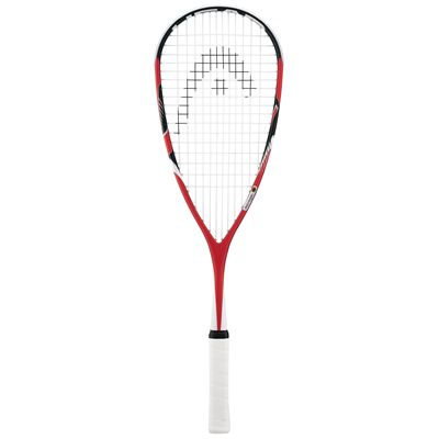 Head Microgel 145 squash racket review - YouTube