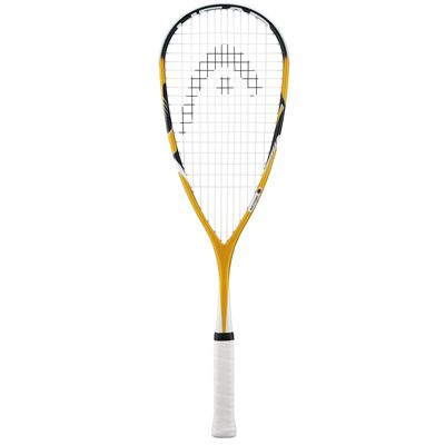 Head MicroGel Rocket Squash Racket