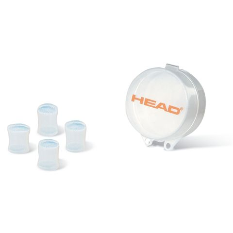 Head Moulded Silicone Ear Plug