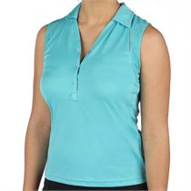 Head Performance Womens Polo Shirt Sleeveless