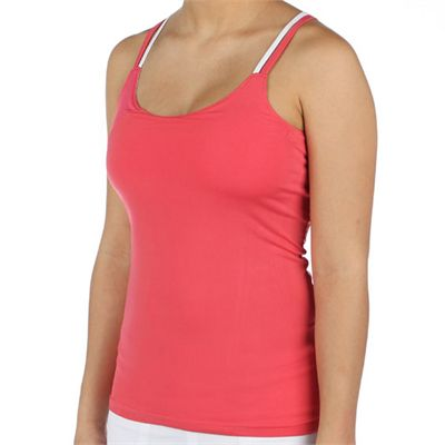 Head Performance Women Tank Top Pink - Front