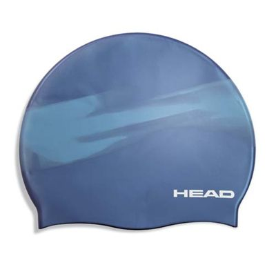 Head Shadow Silicone Cap - Blue