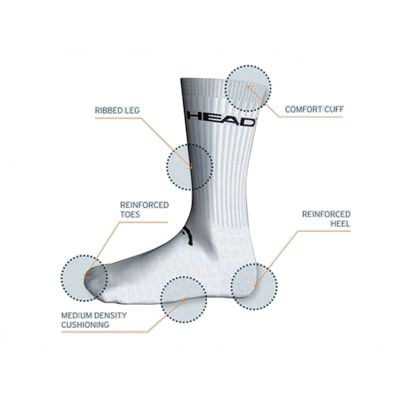 Head Tennis Instinct Socks - Technology