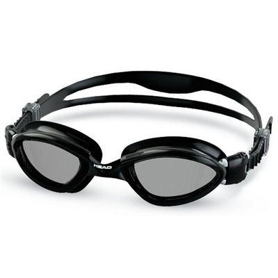 Head Tiger LSR Goggles - Black/Smoke