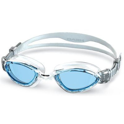 Head Tiger LSR Goggles - Clear/Blue