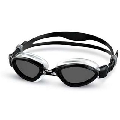 Head Tiger LSR+ Goggles - Black/Smoke