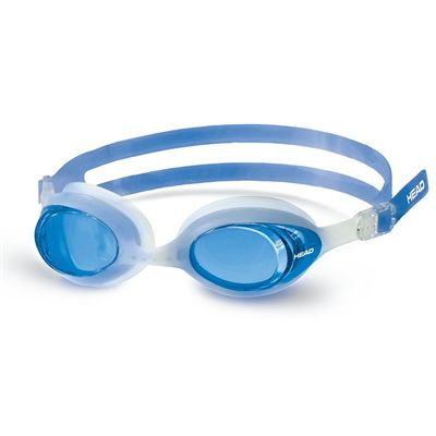 Head Vortex Goggles - Clear/Blue