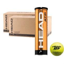 Head ATP Tennis Balls - 12 dozen