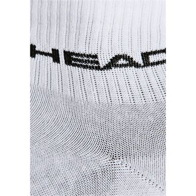 Head Low Cut Plain Socks - Logo