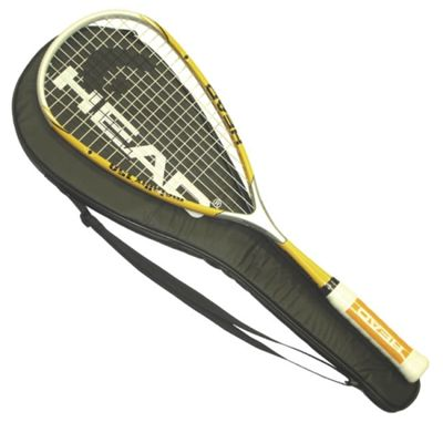 Both rackets come complete with own cover