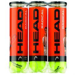 Head Radical Tennis Balls - 1doz