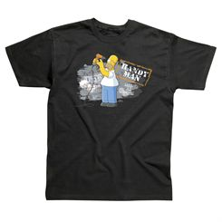 The Simpsons Handy Man T-Shirt