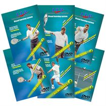 ITP Complete Tennis Learning 6 DVD Set