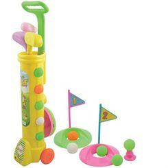 Deluxe Junior Plastic Set