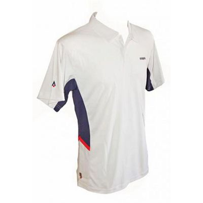Karakal Milano Button Polo - Front
